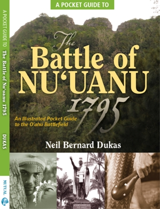 Cover illustration - The Battle of Nu'uanu 1795
